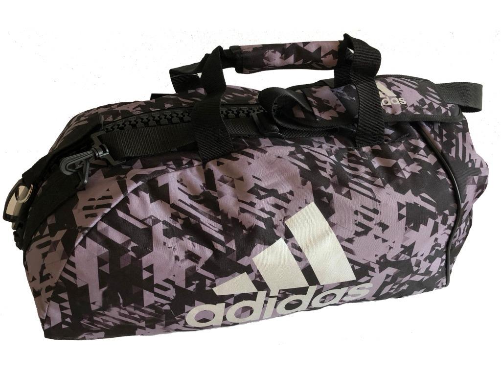 Mochila Lts M 50 Entrenamiento Bolso Camuflado Adidas Para c345ARjqL