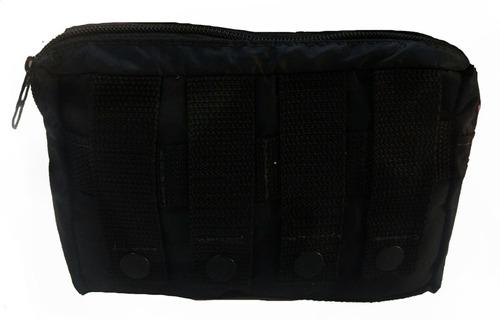 bolso modular (m.o.l.l.e) porta carteira tecido impermeável