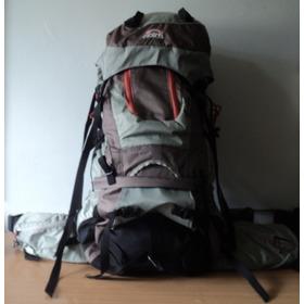 Bolso Morral Campismo Camping Senderismo Excursion Doite 60
