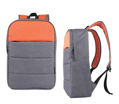 bolso morral escolar miracase laptop nuevo tienda fisica
