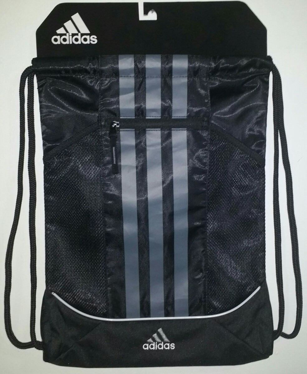 Bolso Gym Morral Gymsack Adidas Sport Alliance Carrysack pVGzSMqU