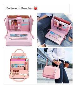 precio especial para selección especial de estilo de moda Bolso Multifuncional Compartimentos - Envío Gratis