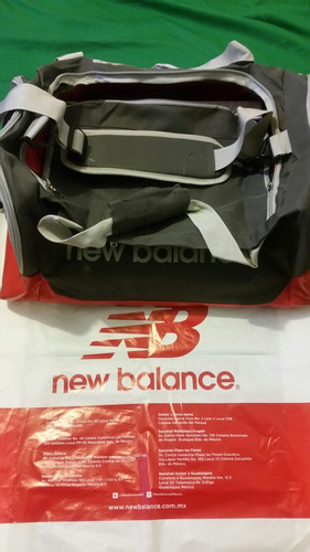 bolso new balance original ideal gym o de mano para viajar