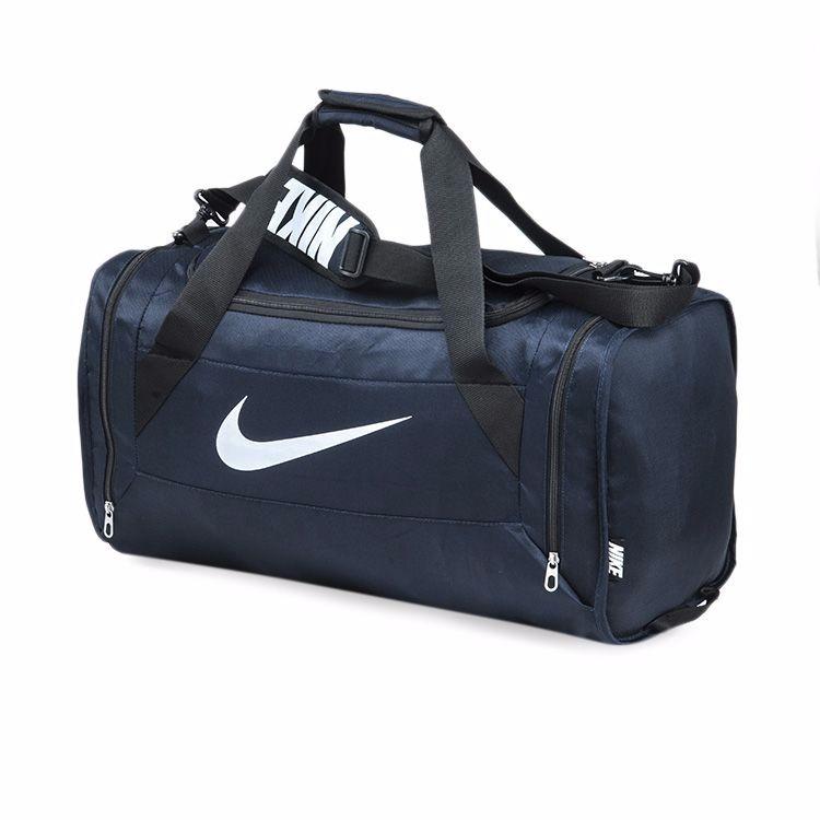 835067193 Bolso Nike Brasilia 6 Duffel Medium Azul Original No adidas - $ 875 ...
