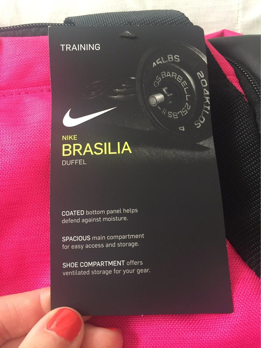 Nuevo 1 Fucsia Duffel Nike Bolso Brasilia 6 200 Importado Small xAWwX4Tnq 9ad566049c283