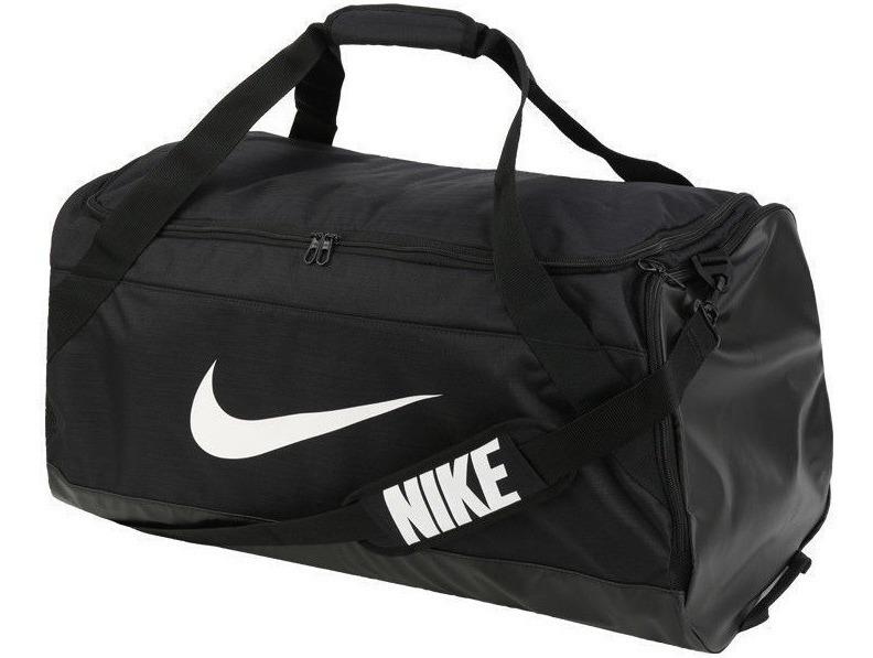 Bolso Nike Brasilia Medium Negro Original Importado Ba5334010