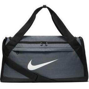 Nike Bolso Importado Small Brasilia Gris Ba5976064 Original A3jR4q5L