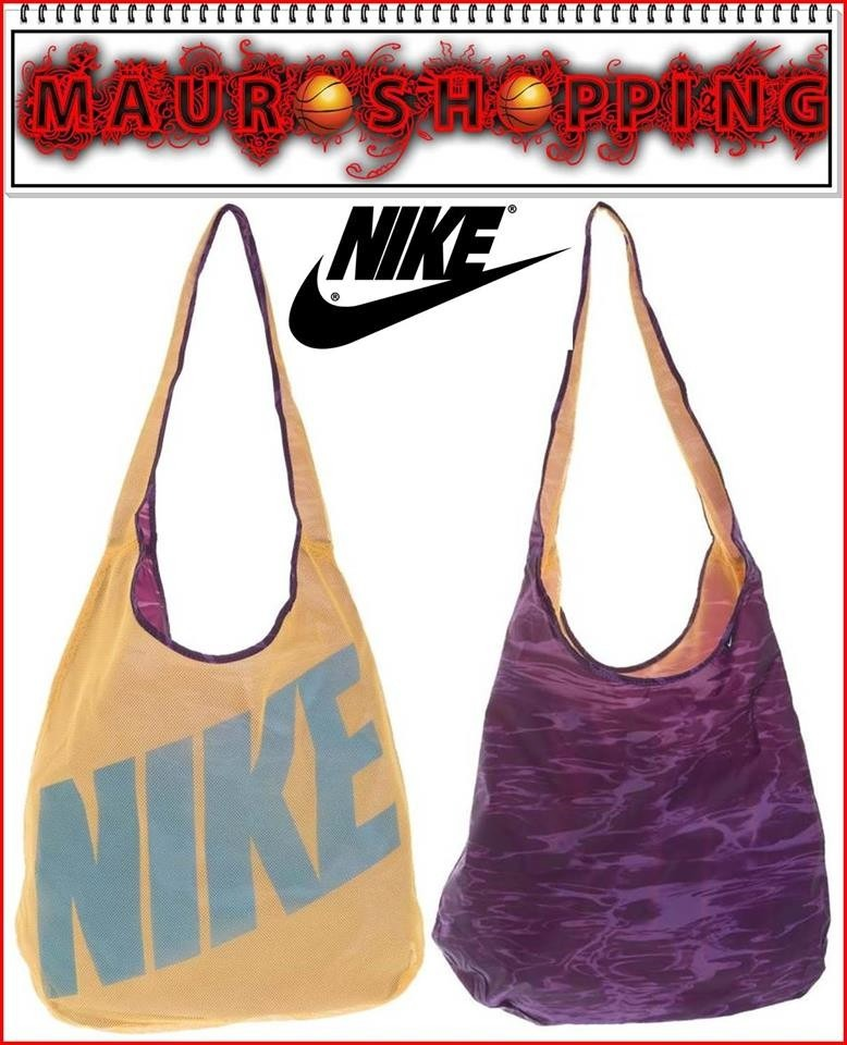 Morral Deportivo Mujer Reversible Dama Maletin Bolso Nike 9DIe2YHWE