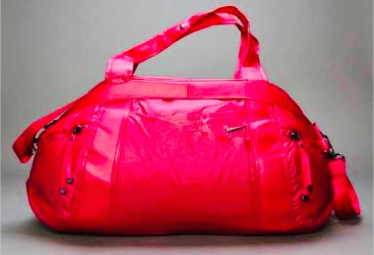 Bolso Nike Mujer Fucsia Casi Nuevo - S/ 130,00
