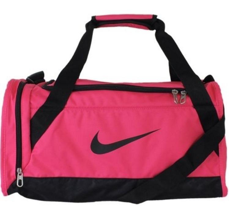 Mujer Rosa Nike Gimnasio Para Bolso cL5AS34Rjq