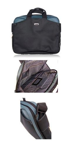 bolso notebook 15.4  eurocase euba-c135 negro