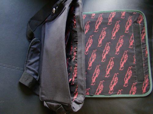 bolso nuevo y original de la marca ed hardy unisex