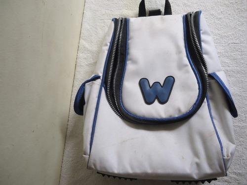 bolso o maleta para transportar o guardar nintendo wii