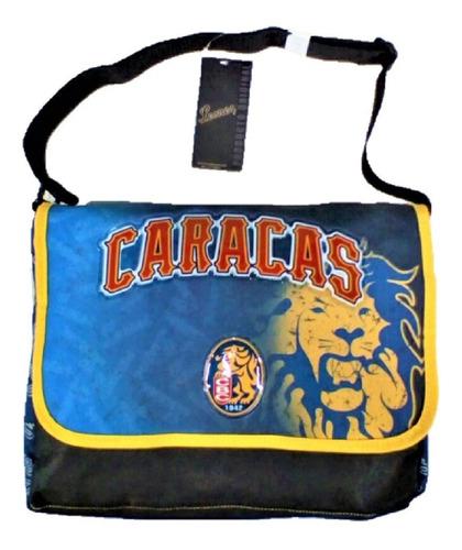 bolso original leones del caracas con asa