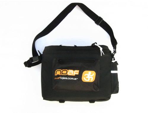 bolso p/ porta paquetes noaf ideal cicloturismo