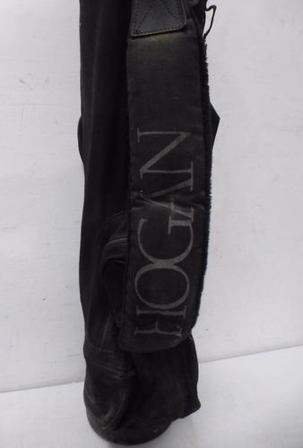 bolso palos de golf  hogan excelente!!! fundación tzedaká