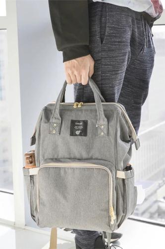 bolso pañalera mochila multi uso