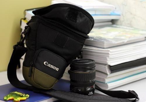 bolso para cámaras