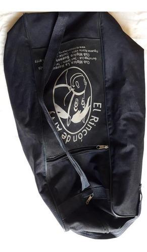 bolso para equitación con accesorios