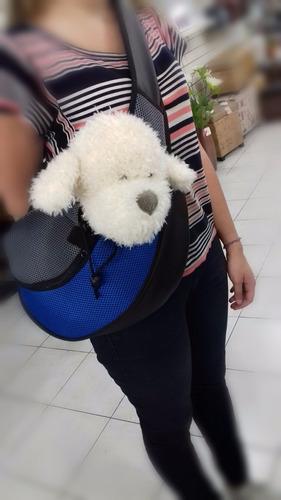 bolso para llevar mascotas