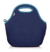 bolso para lunch celestial blue built