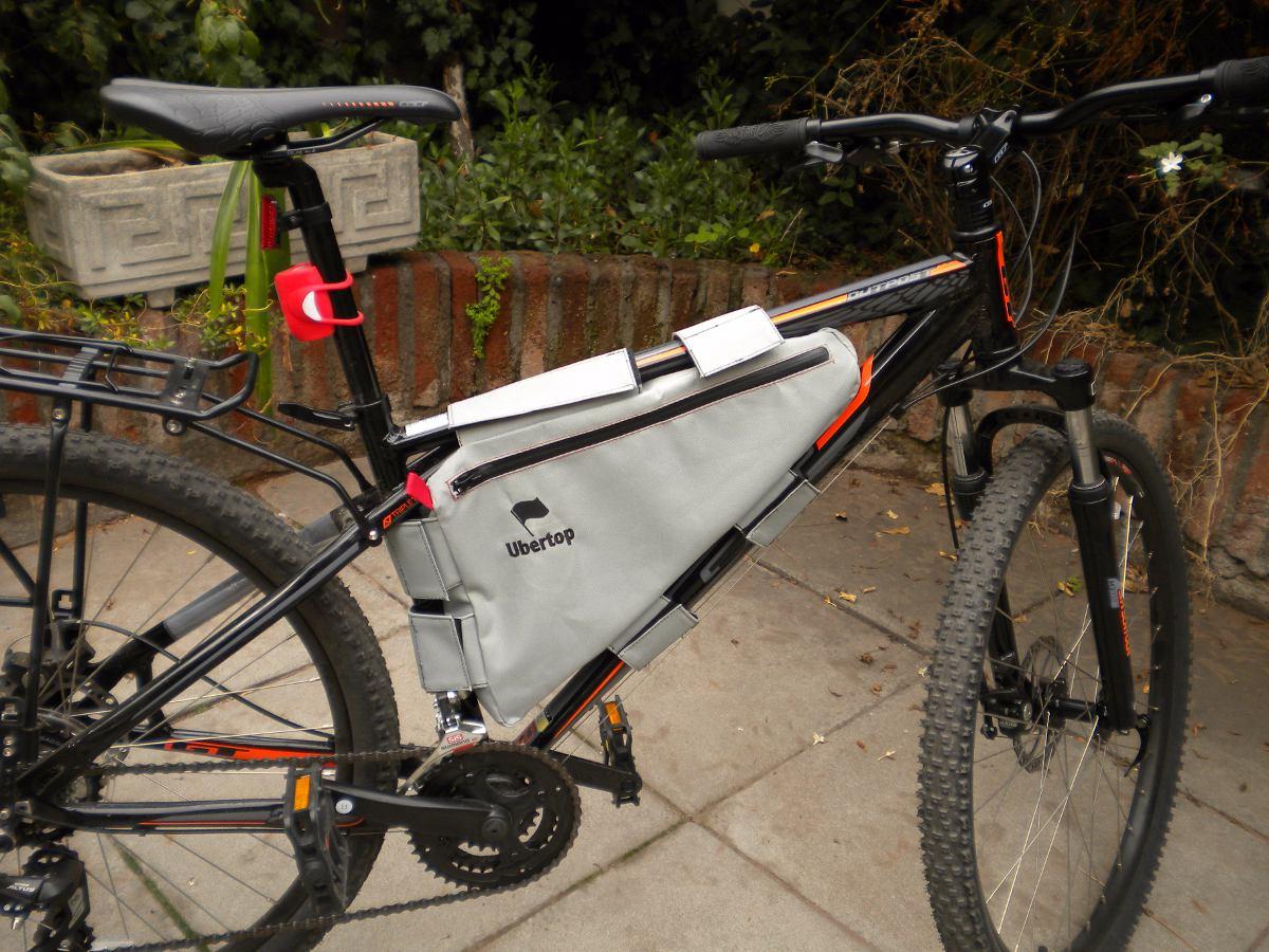 5518b727a70 Bolso Para Marco De Bicicleta Ubertop - $ 20.000 en Mercado Libre