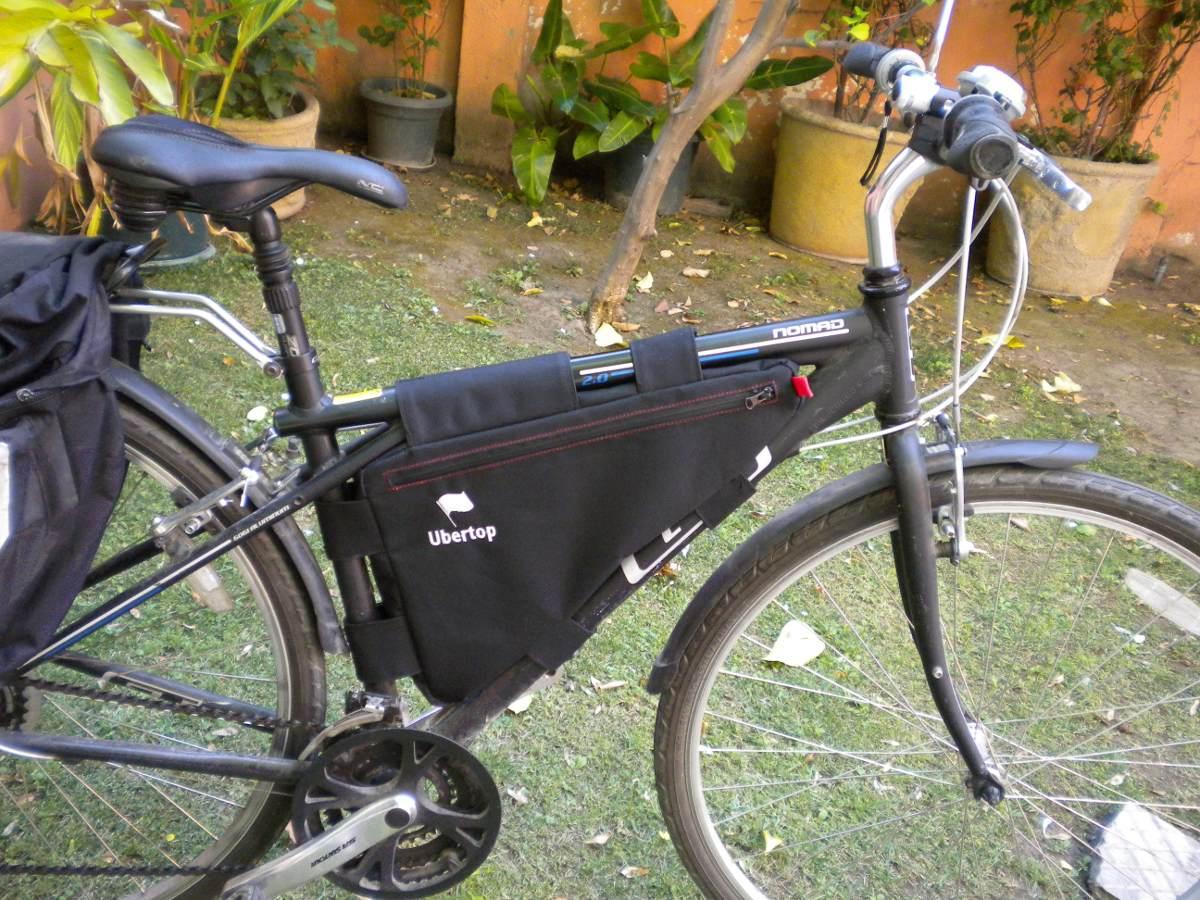 Bolso Para Marco De Bicicleta Ubertop - $ 20.000 en Mercado Libre