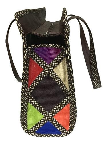 bolso para mujer artesanales en caña flecha bolso maletin