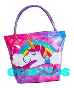 sitio de buena reputación bc165 4056c Bolso Para Niñas De Unicornio