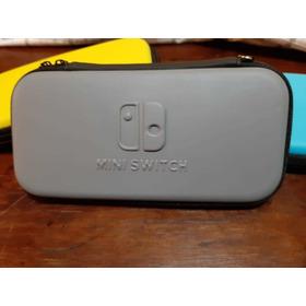 Bolso Para Nintendo Switch Lite (gray).