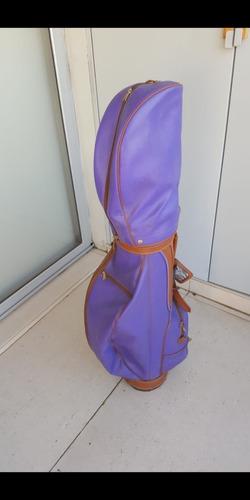 bolso para palos,pelotas y accesorios de golf  holpax