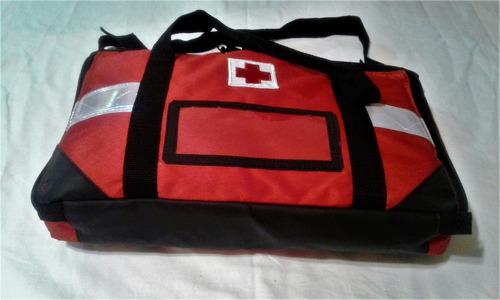 bolso para primeros auxilios ideal enfermeria