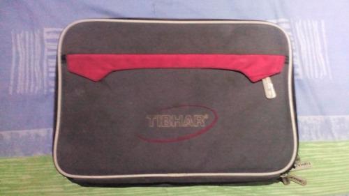 bolso para raquetas de tenis de mesa marca tibhar original