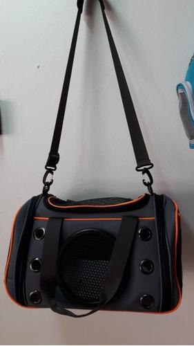 bolso para transportar mascotas