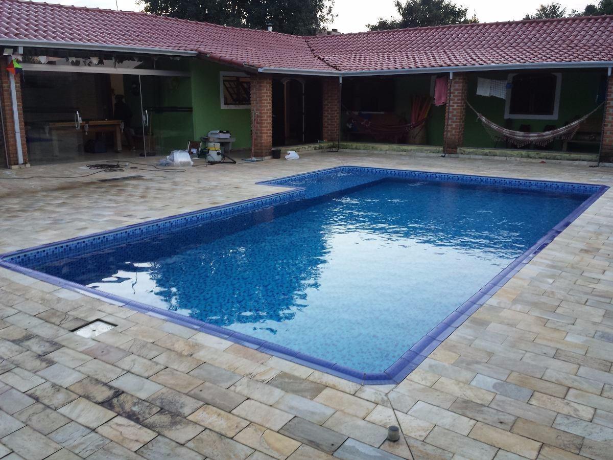 Bols o piscina vinil cipatex 0 6 mm r 70 00 em mercado for Ofertas de piscinas estructurales