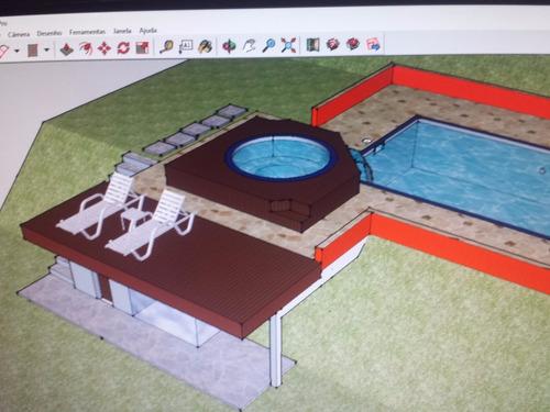 bolsão piscina vinil sansuy 0,8 mm