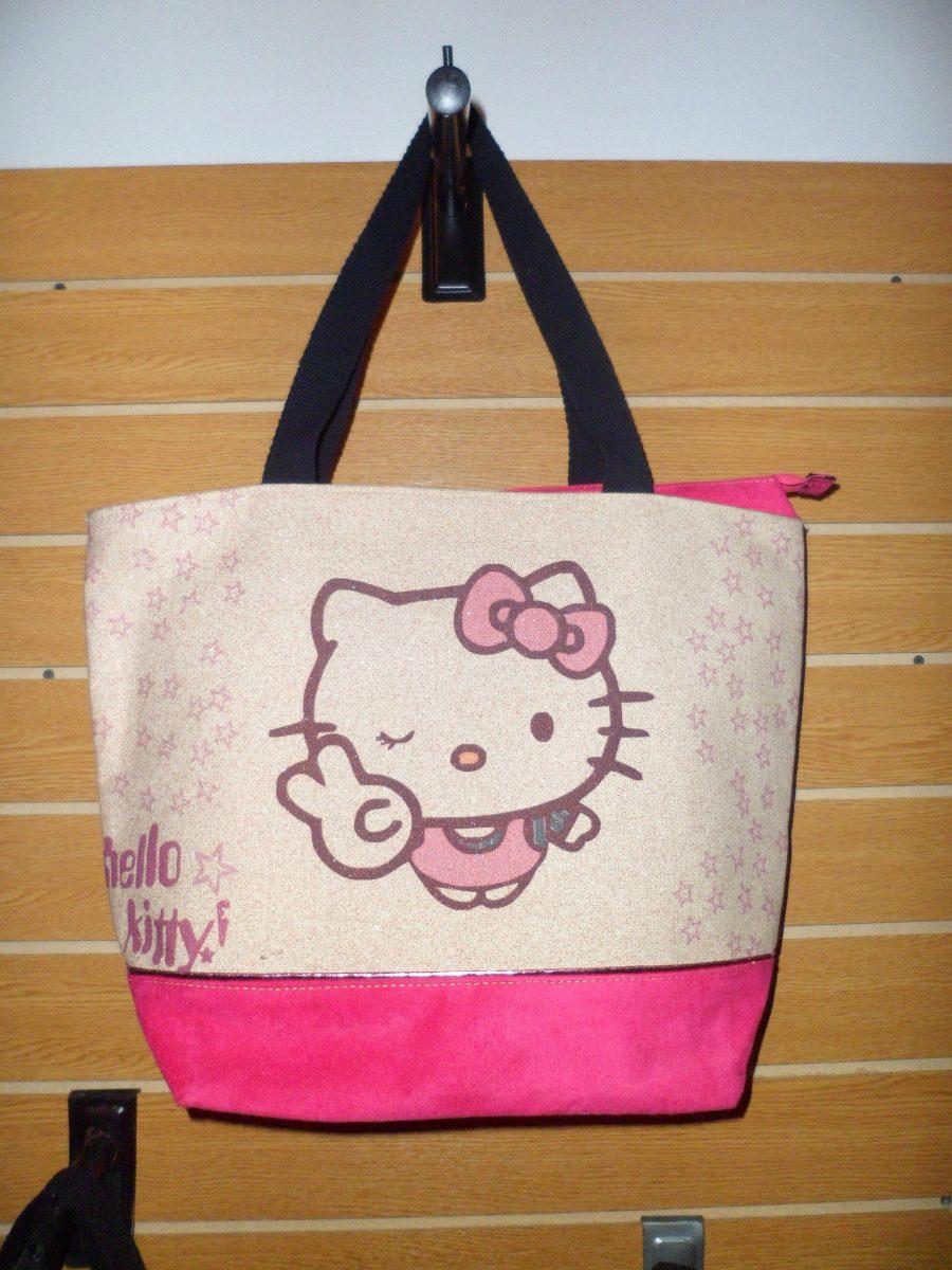 11ad6bf34 Bolso Playero/ Urbano - Hello Kitty- Mi Cartera Mágica - $ 699,00 en ...