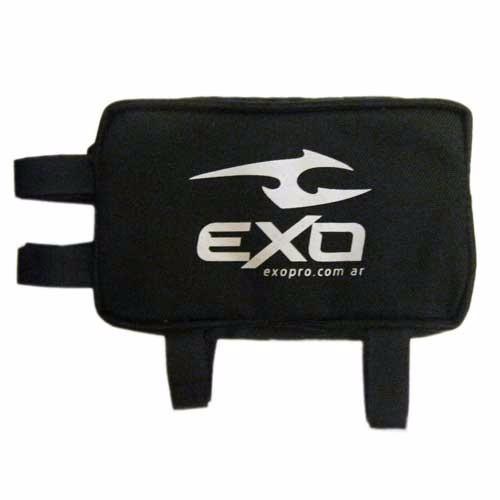 bolso porta alimentos exo im 16x8x5 cm - resistente al agua
