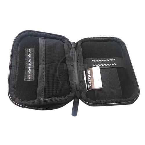 bolso porta camara marca targus tg-sc5460 negro