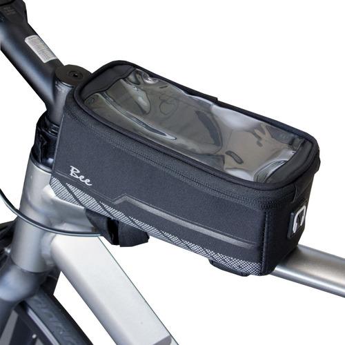 bolso porta celular delantero bicicleta para manillar cuadro