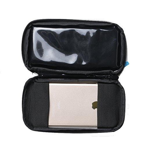 bolso porta celular roswheel cross delantero con cierres