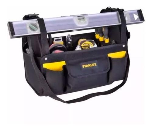 bolso porta herramientas llaves stanley 516114 mango metal