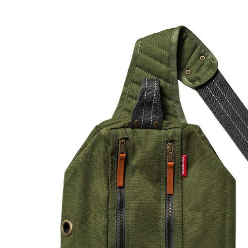 bolso porta mat local range - manduka - 28  x 6.5  x 6.5