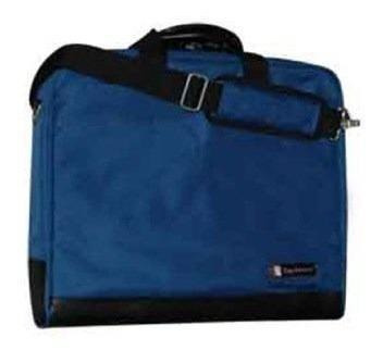 bolso porta notebook top drawer archiever blue