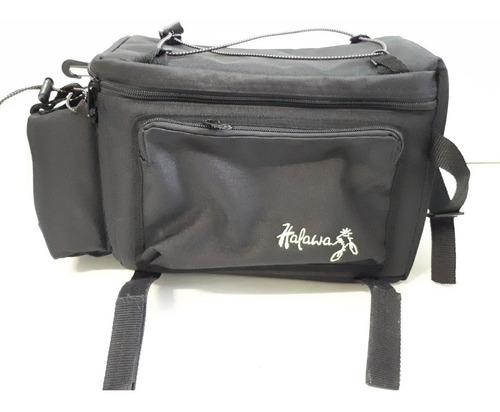 bolso porta paquete de ciclismo halawa