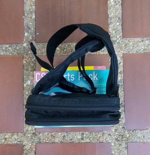 bolso porta reproductor para cintas.