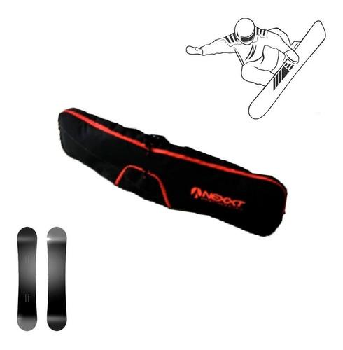 bolso porta tabla snowboard impermeable nexxt 165mt palermo°
