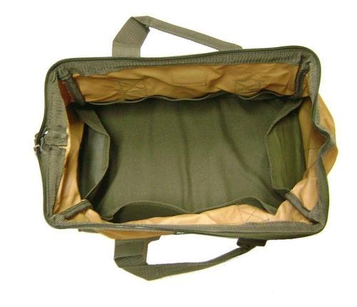 bolso portaherramientas mota 21 bolsillos bz01