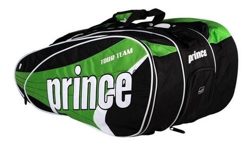 bolso raquetero prince tour team x12 2014 verde