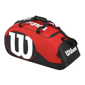 Bolso Raquetero Wilson Tenis Match Ii Duffel